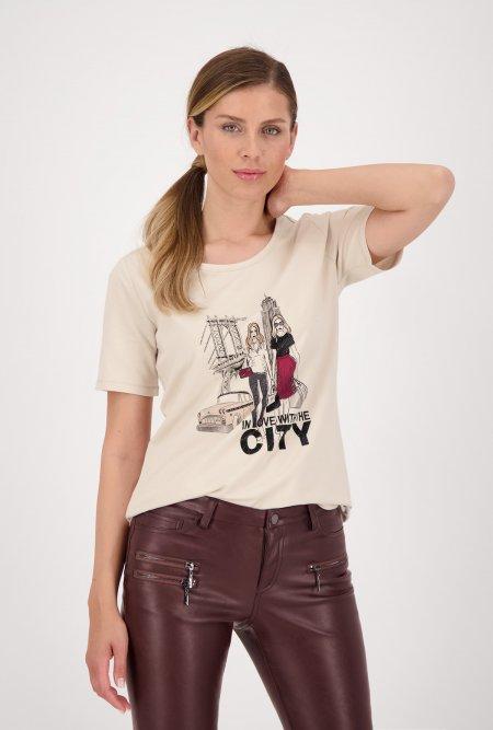 Halbarm_Jersey_Shirt_mit_Print-Beige-monari