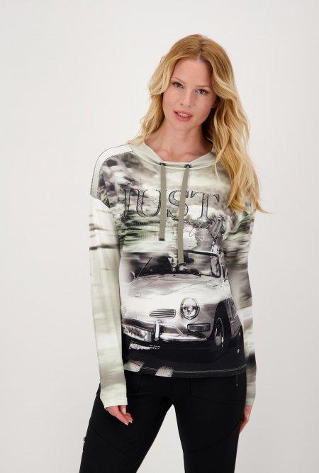 Leichtes_Sweatshirt_mit_Stehkragen_und_Print-Grau-Off-White-Grün-monari