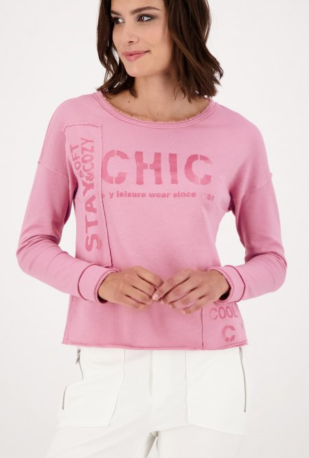 Sweatshirt_aus_Baumwolle_mit_Patches-Pink-Rosa-monari