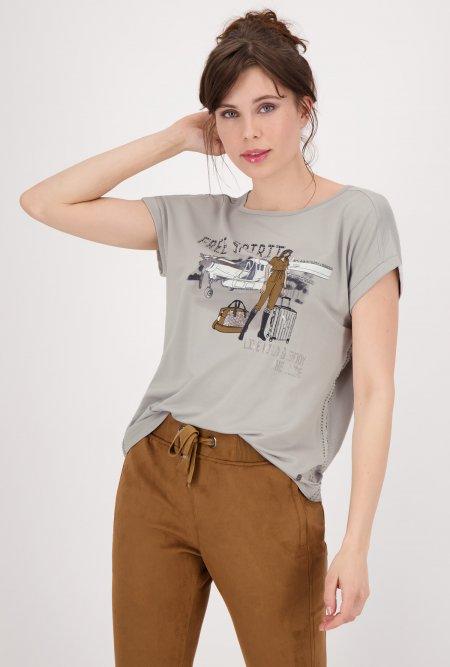 Rundhals_Jersey_Shirt_mit_Print_und_Strass-Grau-Braun-monari