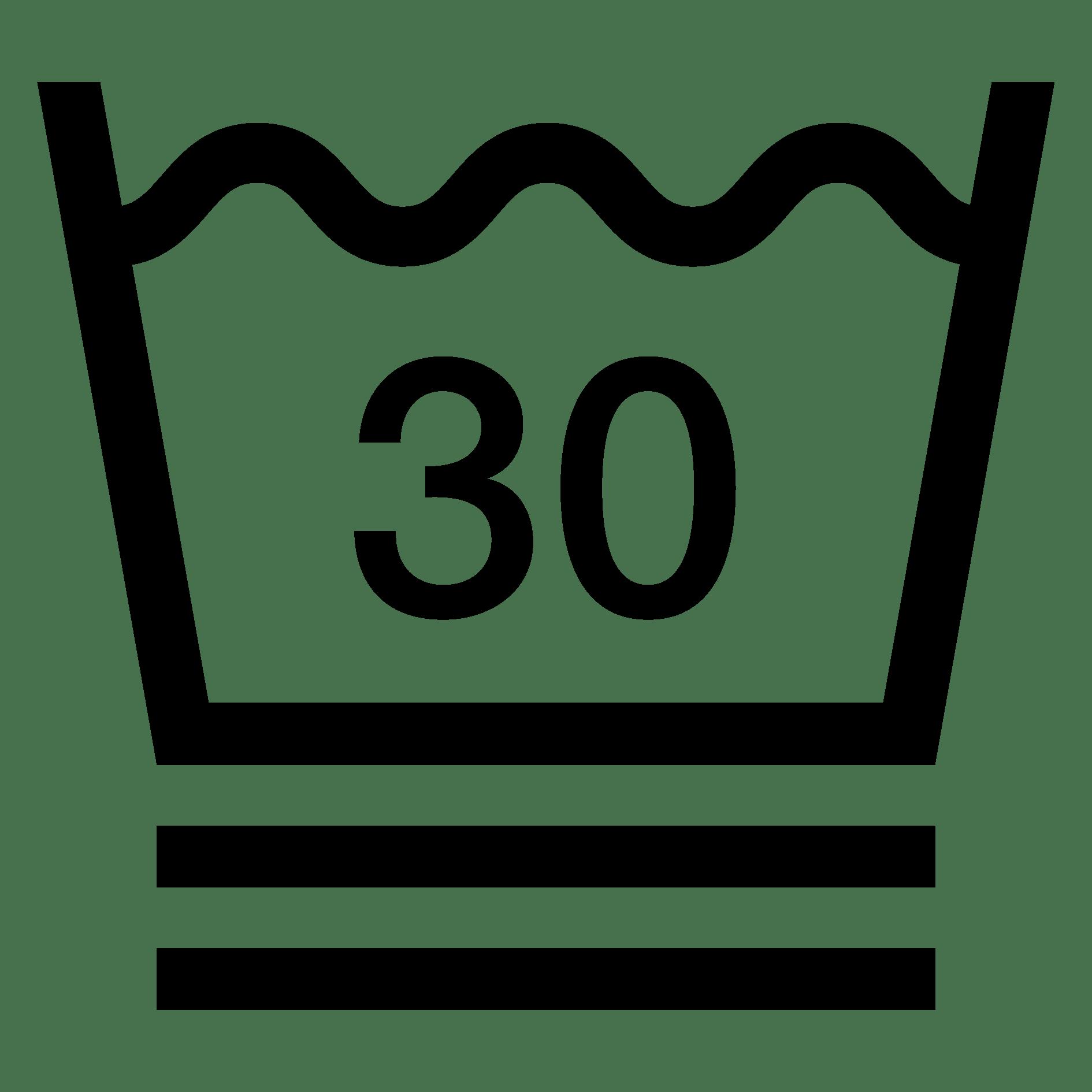 Spezialschonwaschgang (30°C)