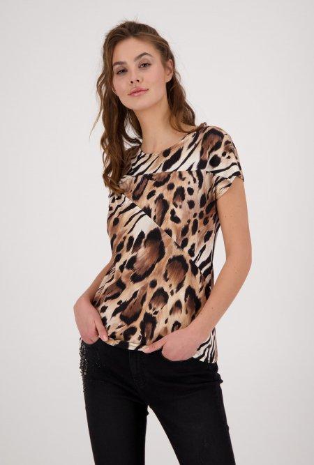 Jerseyshirt_mit_Rundhals_im_Allover-Tiger-Look-Schwarz-Beige-Braun-monari