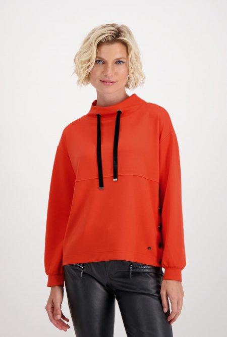 Jersey_Sweatshirt_mit_Druckknöpfen_und_Bindebändern-Rot-Orange-monari