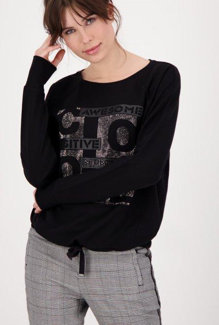 Schwarzes_Jersey_Shirt_mit_Rundhals_und_Strass-Schwarz-monari